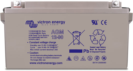Gel and AGM batteries