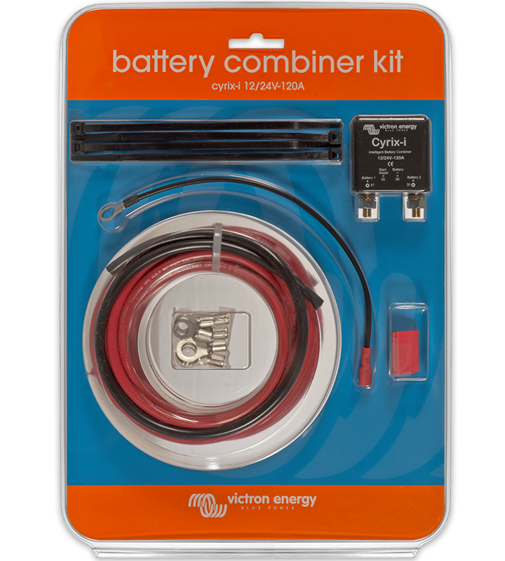 Cyrix-ct Battery Combiner Kit